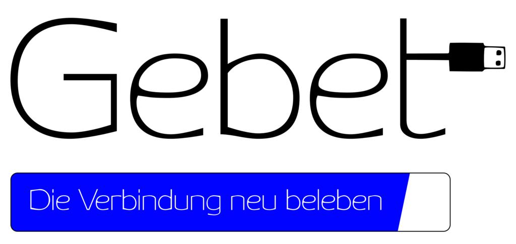 """Logo Jahresmotto 2020 """"Gebet"""""""